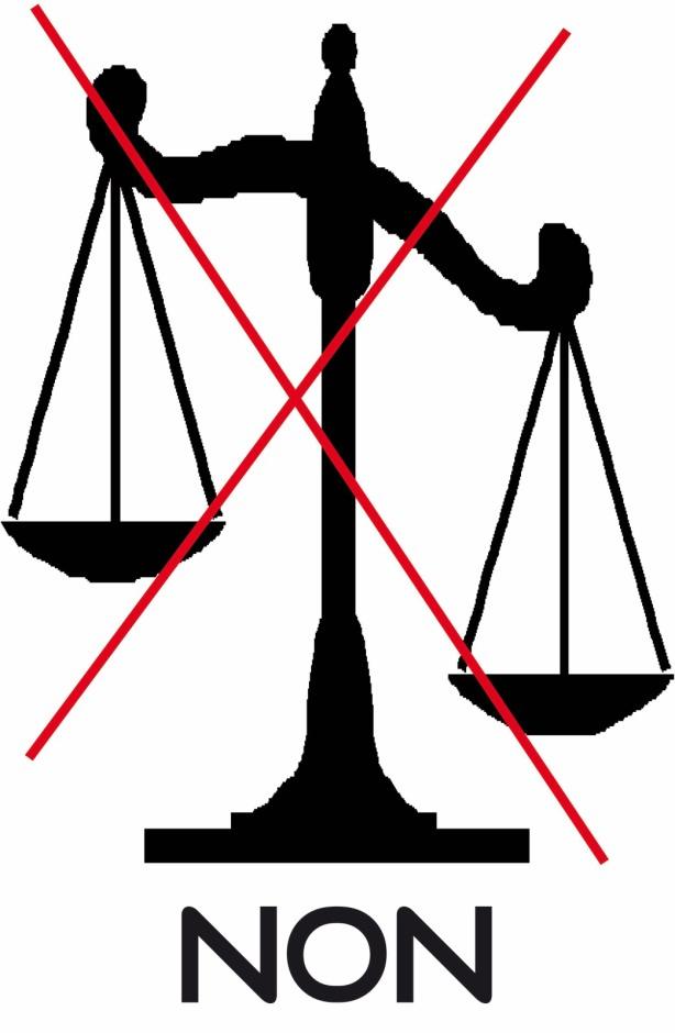 justice déséquilibré
