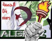 logo jeunesse algérienne 4 mars