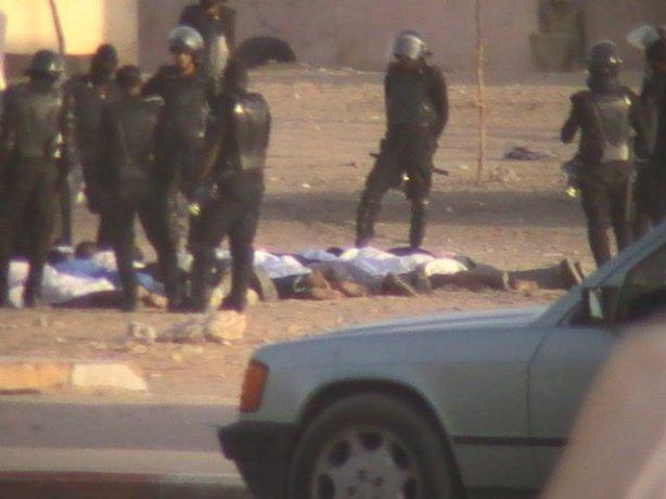 manifestants arrêtés à Nouakchott