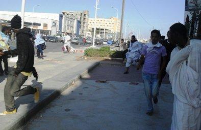 photo manifestation nouakchott