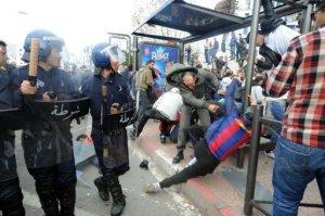 Répression en Algérie