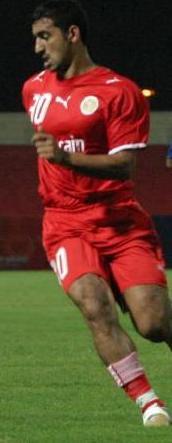 A'al Ahmed Hubail, footballer