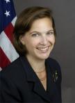 Victoria Nuland -Le porte parole du département d'état américain