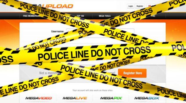 megaupload saisi par le FBI 19-01-2012