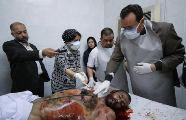 Habib Salah Abbas, l'activiste bahreïnien tué par la police le 21/04/2012