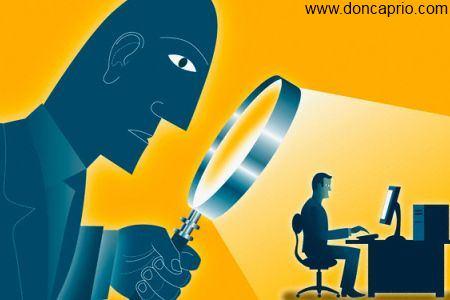 une cyber surveillance de masse prenant excuse des piratages de données pouvant toucher la toile