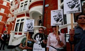 L'Ambassade de l'Equateur à Londres